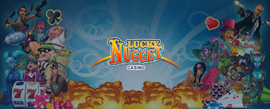 Lucky Nugget Flash Casino Free